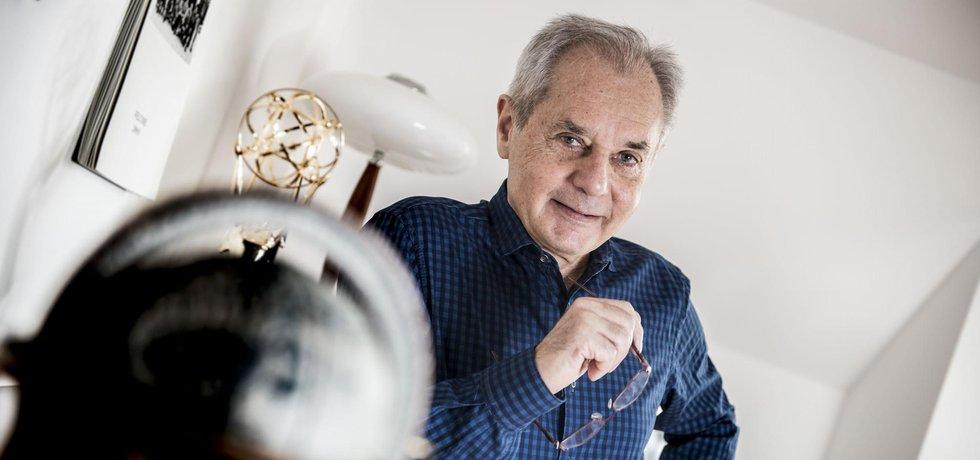 Miliardář Jiří Šimáně