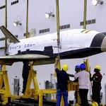 Indický model raketoplánu. Zdroj: isro.gov.in