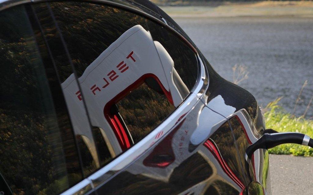 Tesla, ilustrační foto