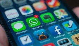 Aplikace WhatsApp (ilustrační foto)