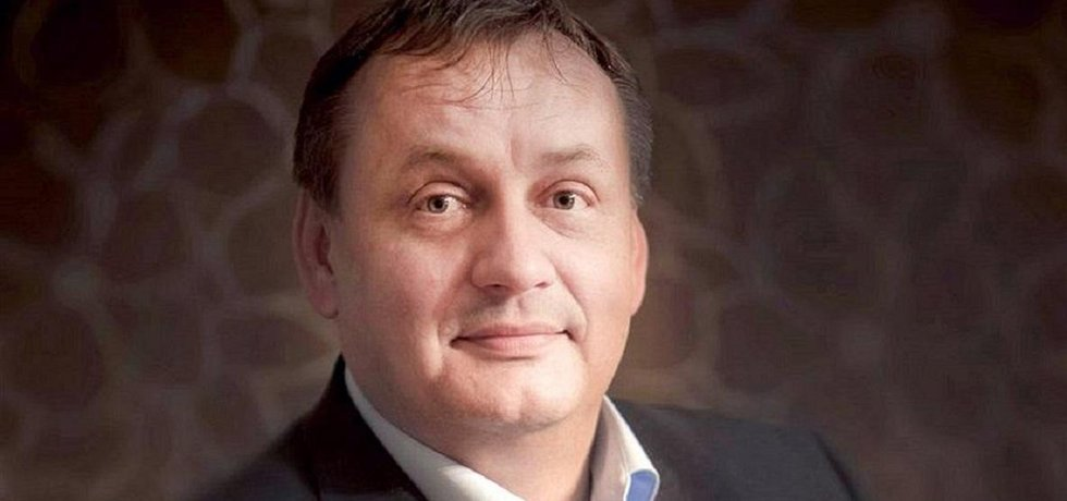 Podnikatel Petr Lamich