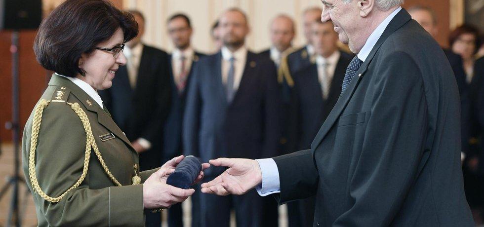 Nová generálka Lenka Šmerdová