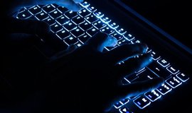 Klávesnice, kyberzločin, ilustrační foto