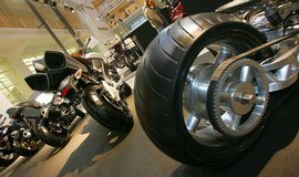 Motocykly - ilustrační foto