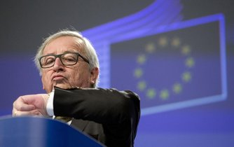 Předseda Evropské komise Jean-Claude Juncker