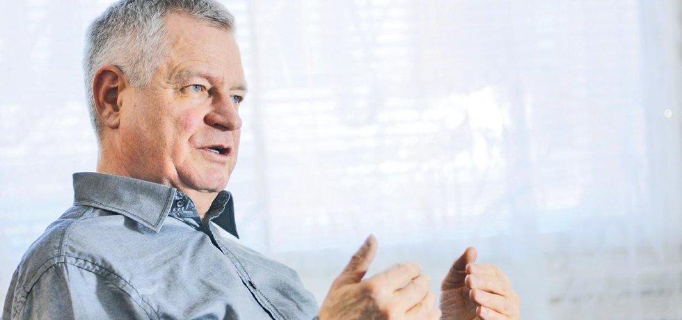 Podnikatel Zdeněk Zemek