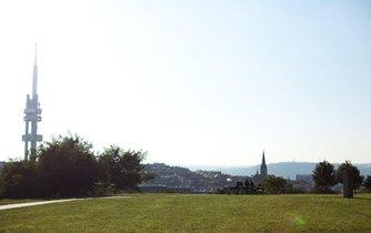 Praha, Žižkovská věž, ilustrační foto