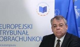 Předseda Evropského účetního dvora Klaus-Heiner Lehne