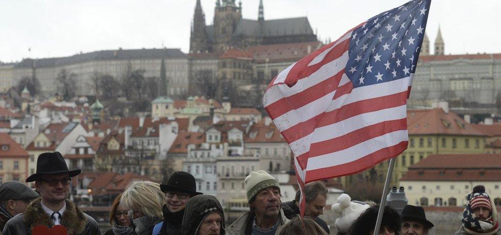 Novým americkým velvyslancem v Česku bude Steve King (ilustrační foto)