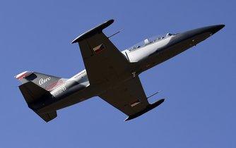 První prototyp letounu L-39NG chce Aero dokončit do konce roku 2019. Na snímku ukázkový letoun L-39CW.