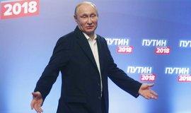 Ruský prezident Vladimir Vladimirovič Putin