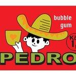 Žvýkačka za 1 Kčs Pedro byla populární zejména v 70. a 80. letech.  Její historie se začala psát v roce 1968 v závodě Velim. Po revoluci se dostala pod Nestlé, které její výrobu v roce 1994 ukončilo. Značku později koupila společnost Candy Plus, která vrátila populární žvýkačku na trh. Nyní vyrábí i bonbony pod touto značkou.