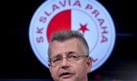 Evropská CITIC má nového šéfa. Tvrdík zůstává v představenstvu a dál vede Slavii