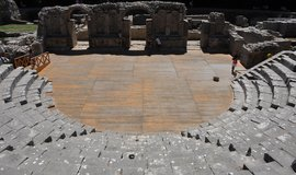 Butrint, Albánie (Zdroj: Pixabay.com)