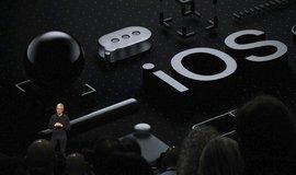 Generální ředitel technologického obra Apple Tim Cook.