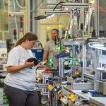 Výrobní linka modulů DNOX producenta komponentů do aut Robert Bosch