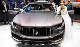 Maserati Levante, ilustrační foto