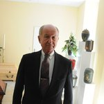 Hartmut Woite (68), ředitel pohřební služby Berolina Sargdiscount, která sídlí v berlínské čtvrti Charlottenburg.
