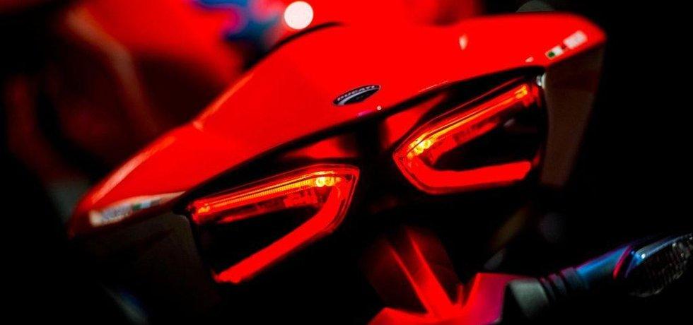 Ducati Panigale Superlegerra