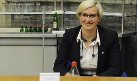 Kandidátka na ministryni obrany Karla Šlechtová