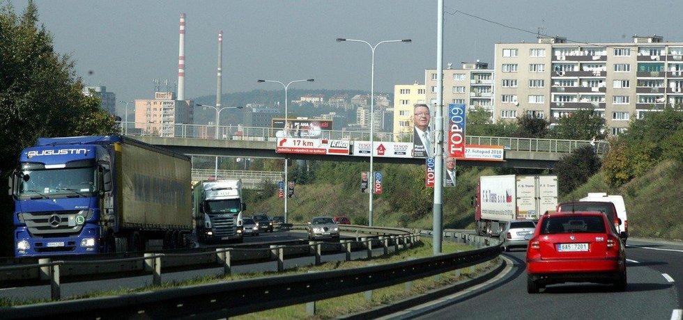 Spořilovská spojka má vést tunelem