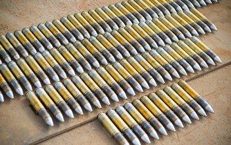 Cvičná munice pro letectvo, ilustrační snímek