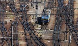 Železnice - ilustrační foto