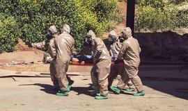 Po chemickém útoku v Sýrii