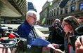 Jiří Drahoš během prezidentské kampaně