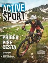 Obálka Active sport - Jaro