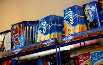 Výrobky Nestlé, ilustrační foto
