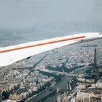 Concorde na Paříží