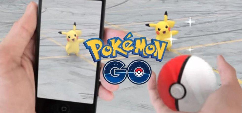 Mobilní hra Pokémon GO