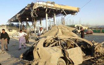 V Afghánském městě Paktía sebevražedný atentátník udeřil na policejní stanici. Zabil 20 lidí