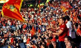 Volební kampaň v Černé Hoře