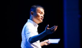 Zakladatel společnosti Alibaba Jack Ma