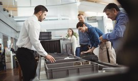 Kontrola na letišti