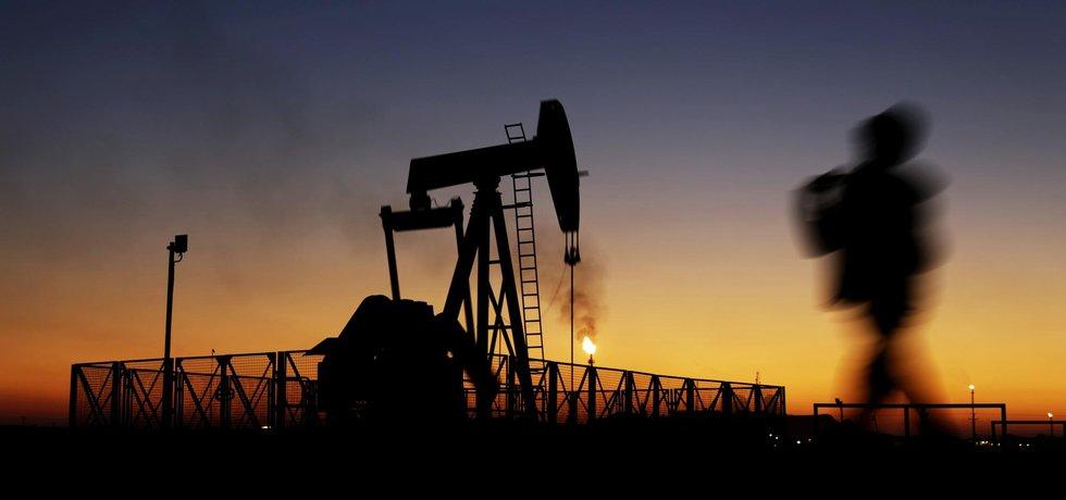 Ropa, ilustrační foto
