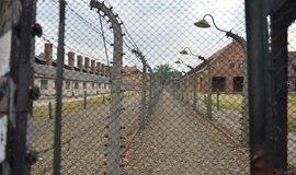 Koncentrační tábor Osvětim - Auschwitz Birkenau, ilustrační foto