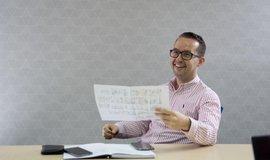 Miroslav Hubovič, šéf indonéské pobočky inkasní agentury M.B.A. Empire.