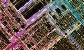 Počítačový čip, ilustrační foto