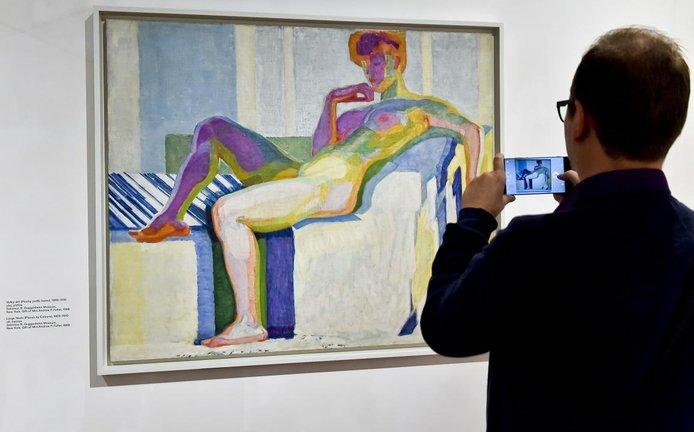 Výstava František Kupka 1871 - 1957 v Praze