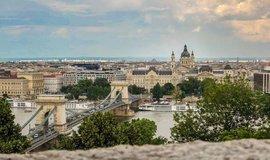 Budapešť, ilustrační foto