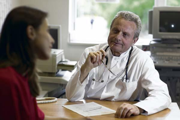pacient, ordinace, praktik, lékař