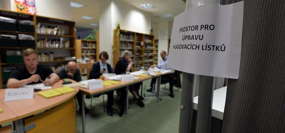 Senátní volby - ilustrační foto