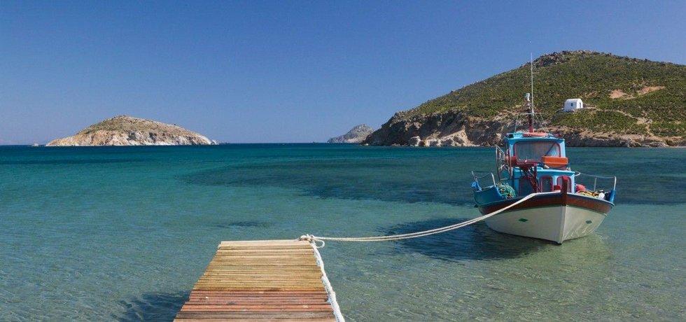 Řecko, ostrov, moře