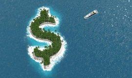 Daňový ráj, ilustrační foto