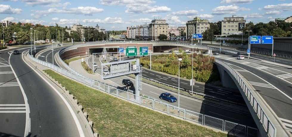 Metrostav loni dokončil výstavbu tunelu Blanka.
