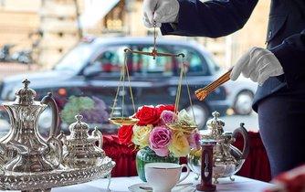 Exkluzivní čaj Golden Tips