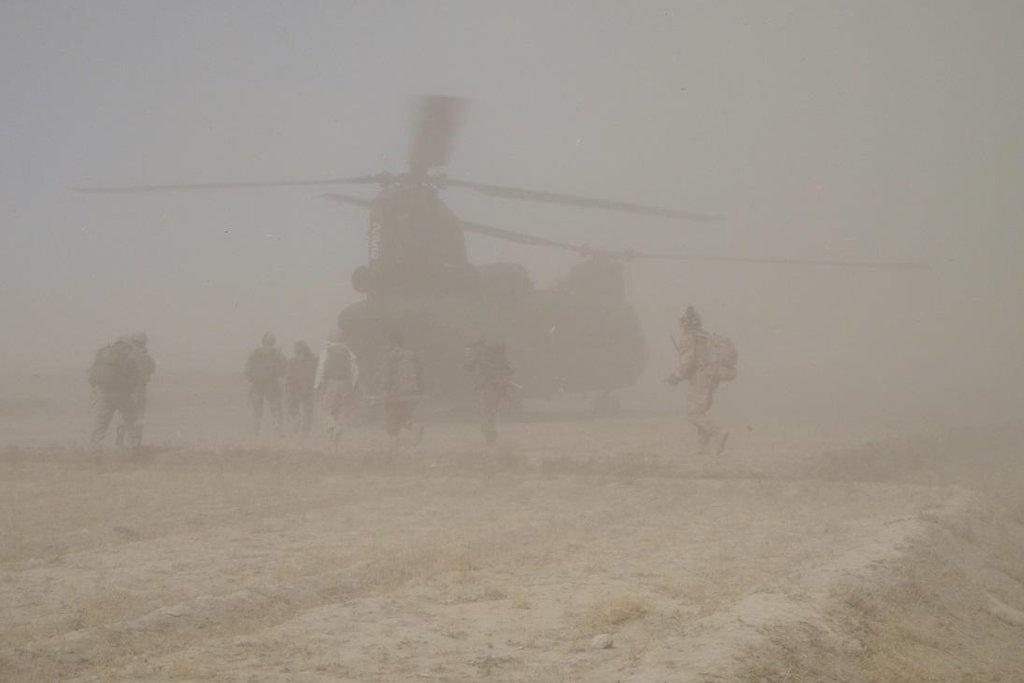 Noční odplata se povedla. Afghánská speciální operace po deseti letech očima vojáka